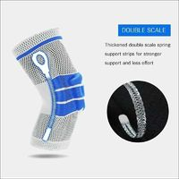 Want to reduce knee pain when exercising? Then you need this Knee Support Brace! $29.95