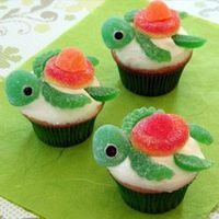 Squirt Happy Turtlecakes Recipe inspired by Finding Nemo