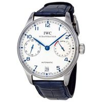 3 Long Power Reserve Watches Recommend - IWC PORTUGUESE AUTOMATIC IW500107 #watches #gift