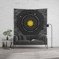 Solar System Wall Tapestry'