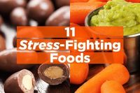 11 Foods To Eat When You're Stressed