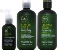 Paul Mitchell Tea Tree The Gift of Refreshment - Set includes: Lemon Sage Thickening Shampoo 300ml: Zest up fine to normal hair with unique thickening agents. Natural extracts of uplifting lemon, soothing sage, tingly peppermint and tea tree oil inv http:...