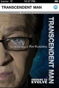 Documentary on Ray Kurzweil. The film app contains all the bonus extra features.