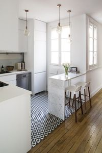 What is it about Paris homes that feel so chic and elegant