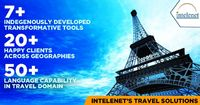 Intelenet Global Services provide End to End Solution Provider for some of the leading travel companies in the world across all areas of long term relationships as Voice like Telesales, Customer Service, Escalations and Support Helpdesk as well as Data/Ba...