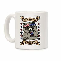 How Would You Use This? �œ�Handcrafted in USA! �œ� American Trash Ceramic Coffee Mug $14.99