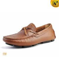 Leather Loafers Moccasins for Men CW740302