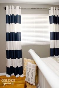 19 painted stripes projects to decorate your home.