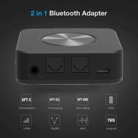 Bakeey Bluetooth 5.0 High Definition Music Audio Transmitter Receiver Handsfree Car Kit