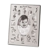 My First Year Photo Frame @The Lavender Lilac