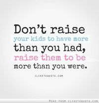 """Parents don't understand what they're doing to their kids by buying them toys/useless things because """"they didn't have them"""". Be better parents by LOVING your kids NOT by Buying them off."""
