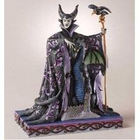 Disney Traditions by Jim Shore Maleficent with Crow