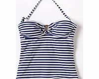 Boden Hoop Detail Tankini, Multi Damask Swirl,Iris Take the plunge with our new tankini, perfect for those who like a little more coverage. Clever details include detachable straps and soft moulded cups. http://www.comparestoreprices.co.uk//boden-hoop-det...