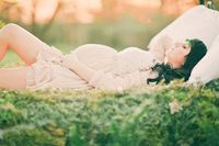 Our Love In October: pretty love: a whimsical maternity session