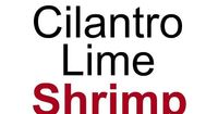 Cilantro Lime Shrimp - best shrimp ever with cilantro, lime & garlic on sizzling skillet. Crazy delicious recipe, takes 15 mins only!