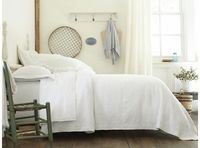 Charlotte Matelassé Coverlet & Shams by Peacock Alley $135.00