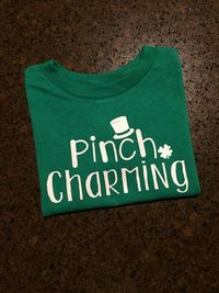 Toddler Boy St. Patrick's Day Shirt, Boy St. Patrick's Day Shirt, St. Patrick's Day Shirt, St. Patty's Day Shirt, Pinch Charming, Mr. Lucky