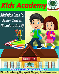 For a bright future for your child, you should choose the best school in your city, and kids academy is one of the most popular CBSE schools in Bhubaneswar you can go for. The faculties and administration of the school makes it a better environment for th...