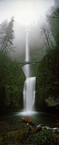 Multnomah Falls (done)