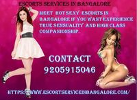 Call Girls in Bangalore available 24*7 at 9205915046 posted both incall & outcall. https://www.escortserviceinbangalore.com/