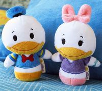 Limited edition Donald and Daisy Duck itty bittys.
