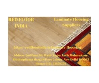 Stunning Laminate flooring installation by Red Floor India- The leader in flooring, home, office decoration in Delhi, India. Pergo Laminate Floors can be chosen for different traffic areas, ranging from moderate residential to ultra-heavy traffic or comme...
