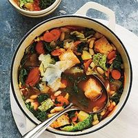 Learn how to make Ribollita (Italian Bread Soup) . MyRecipes has 70,000+ tested recipes and videos to help you be a better cook