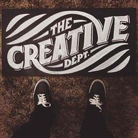 Sevenly, The Creative Dept., Sign, White, Handwritten, Text, Typography, Black