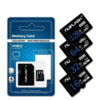Nuiflash NF-TF 06 C10 Memory Card 16GB 32GB 64GB 128GB TF Card Data Storage Card for Phone Camera