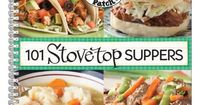 101 Stovetop Suppers - Check it out!