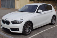BMW 120I, A MASTERPIECE PRODUCED BY MOST RELIABLE AUTO MANUFACTURER