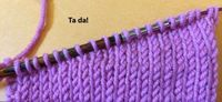 Short-Rows: A New Method - Knitting Daily - Blogs - Knitting Daily