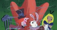 Mary Blair - concept art for Alice