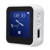 LILYGO® TTGO T-Watch Upgraded Version SIM800L GPS LORA Programmable And Networked Open Source Smart Box Wearable Watch Device