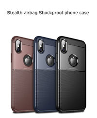 Bakeey Protective Case for iPhone XS Max Armor Anti Fingerprint Hybrid PC & TPU Back Cover