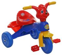 "Mee Mee's Cheerful Tricycle With Music Dark Blue 16"" �'�1821.38 Ravi's Dev Store"