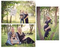 Maternity | Big Sister | Family Session | Photos by A Shields Photography