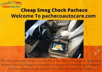 The best auto repair shop in the Pacheco. We offer a full range of automotive services from oil changes to transmission repairs and everything in between. Visit our website or call us at 925-671-7424 for more information.