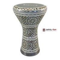 The 17'' The Magic Circle Gawharet El Fan Darbuka Doumbek : $249.00