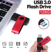 128GB USB 3.0 Flash Drive U Disk For Laptop Notebook Desktop PC TV Speaker