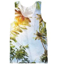 Palm Trees Tank Top $23.97