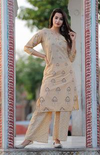 Women's Rayon Long Kurti with Palazzo womens dress kurti( kurti for women) $25.50