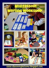 Montessori Writing Workshop