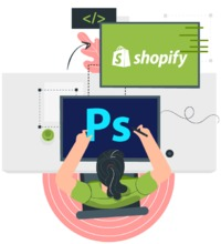 PSD to Shopify Conversion