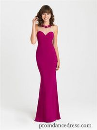 Madison James 16-356 Jeweled High Neck Fitted Long Prom Gowns 2016