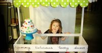 Glued To Glory: Playroom Transformation #2: Cupcakery / Bakery Stand - Christmas Project 2012