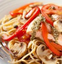 Whip up this diet-friendly with 39 grams of protein in less than 30 minutes! | via