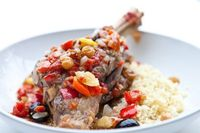 Healthy Slow Cooker Recipes: Moroccan Lamb: BA Daily