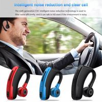 iMars V10 Fast Charging CSR Bluetooth 5.0 Earphone Mic Voice Control Wireless Headset For Drive Noise Reduction