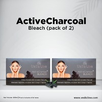 Active-charcoal-bleach  To buy:- http://bit.ly/charcoal bleach  Using activated charcoal as a beauty ingredient is an age-old concept to pull out dirt and oil from your face unclogging the pores of the skin and making it healthier and better. It rejuv...